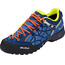 Salewa Wildfire Pro Shoes Men Royal Blue/Holland
